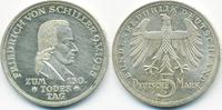 5,- DM 1955 F BRD Friedrich von Schiller vorzüglich+ - kleine Kratzer  159,00 EUR kostenloser Versand
