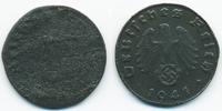 1 Reichspfennig 1941 Drittes Reich Zink – zu kleiner Schrötling vorzügl... 15,00 EUR  zzgl. 1,20 EUR Versand