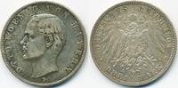 3 Mark 1909 D Bayern Otto 1886-1913 sehr schön  16,00 EUR  zzgl. 1,20 EUR Versand