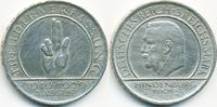 3 Mark 1929 A Weimarer Republik Schwurhand - Silber sehr schön/vorzügli... 25,00 EUR  +  6,50 EUR shipping
