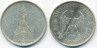 5 Reichsmark 1934 E Drittes Reich Garnisonskirche ohne Datum - Silber s... 9,50 EUR  zzgl. 1,20 EUR Versand