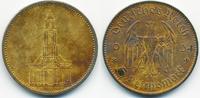 5 Reichsmark 1934 F Drittes Reich Garnisonskirche ohne Datum - Silber f... 69,00 EUR  zzgl. 3,80 EUR Versand