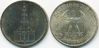 5 Reichsmark 1935 A Drittes Reich Garnisonskirche ohne Datum - Silber p... 42,00 EUR  zzgl. 3,80 EUR Versand
