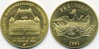 vergoldete Kupfer/Nickel Medaille 1991 BRD Charite Barmherzigkeit präge... 7,00 EUR  zzgl. 1,20 EUR Versand