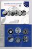 6x 10 Euro 2004 BRD Gedenkmünzen Set 2004 im Blister Polierte Platte/Pr... 105,00 EUR kostenloser Versand