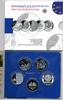 5x 10 Euro 2008 BRD Gedenkmünzen Set 2008 im Blister Polierte Platte/Pr... 95,00 EUR  +  7,50 EUR shipping
