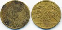 5 Reichspfennig 1930 A Weimarer Republik Kupfer/Aluminium sehr schön+ -... 2,00 EUR  +  2,00 EUR shipping