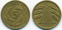 5 Reichspfennig 1935 F Weimarer Republik Kupfer/Aluminium gutes sehr sc... 1,80 EUR  +  2,00 EUR shipping