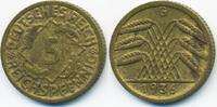 5 Reichspfennig 1936 G Weimarer Republik Kupfer/Aluminium sehr schön/vo... 2,00 EUR  zzgl. 1,20 EUR Versand