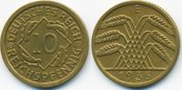 10 Reichspfennig 1935 E Weimarer Republik Kupfer/Aluminium vorzüglich  5,00 EUR  zzgl. 1,20 EUR Versand