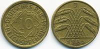 10 Reichspfennig 1935 J Weimarer Republik Kupfer/Aluminium gutes sehr s... 1,20 EUR  zzgl. 1,20 EUR Versand