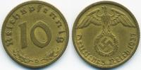 10 Reichspfennig 1937 D Drittes Reich Kupfer/Aluminium gutes sehr schön  1,50 EUR  +  2,00 EUR shipping