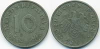 10 Reichspfennig 1941 B Drittes Reich Zink sehr schön  0,80 EUR  zzgl. 1,20 EUR Versand