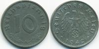 10 Reichspfennig 1942 A Drittes Reich Zink gutes vorzüglich  3,00 EUR  zzgl. 1,20 EUR Versand