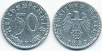50 Reichspfennig 1940 F Drittes Reich Aluminium sehr schön+ - leicht ge... 5,50 EUR  +  2,00 EUR shipping