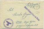 Feldpost/Dienstpost 1941 Drittes Reich Feldpost Deutsche Dienstpost Böh... 15,00 EUR  zzgl. 1,20 EUR Versand