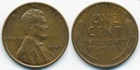1 Cent 1945 USA Lincoln Cent vorzüglich  1,50 EUR  zzgl. 1,20 EUR Versand