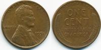 1 Cent 1951 USA Lincoln Cent fast vorzüglich  0,80 EUR  zzgl. 1,20 EUR Versand