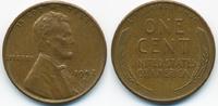 1 Cent 1952 S USA Lincoln Cent sehr schön/vorzüglich  1,50 EUR  zzgl. 1,20 EUR Versand