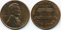 1 Cent 1960 D USA Lincoln Cent Memorial prägefrisch  0,80 EUR  zzgl. 1,20 EUR Versand