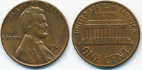1 Cent 1961 USA Lincoln Cent Memorial vorzüglich  0,50 EUR  +  2,00 EUR shipping
