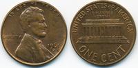 1 Cent 1961 D USA Lincoln Cent Memorial vorzüglich/prägefrisch  0,80 EUR  zzgl. 1,20 EUR Versand