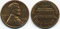 1 Cent 1962 D USA Lincoln Cent Memorial prägefrisch  0,80 EUR  zzgl. 1,20 EUR Versand