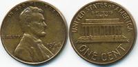 1 Cent 1964 D USA Lincoln Cent Memorial vorzüglich  0,50 EUR  zzgl. 1,20 EUR Versand
