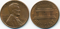1 Cent 1965 USA Lincoln Cent Memorial prägefrisch  0,60 EUR  zzgl. 1,20 EUR Versand