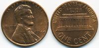 1 Cent 1966 USA Lincoln Cent Memorial prägefrisch  0,60 EUR  zzgl. 1,20 EUR Versand