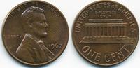 1 Cent 1967 USA Lincoln Cent Memorial prägefrisch  0,60 EUR  zzgl. 1,20 EUR Versand