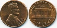 1 Cent 1968 D USA Lincoln Cent Memorial prägefrisch+  0,70 EUR  zzgl. 1,20 EUR Versand