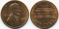 1 Cent 1969 D USA Lincoln Cent Memorial prägefrisch  0,60 EUR  zzgl. 1,20 EUR Versand
