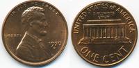 1 Cent 1970 D USA Lincoln Cent Memorial prägefrisch+  0,60 EUR  zzgl. 1,20 EUR Versand