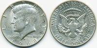 1/2 Dollar 1968 D USA Kennedy Half vorzüglich/prägefrisch  6,00 EUR  zzgl. 1,20 EUR Versand