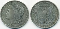 1 Dollar 1921 D USA Morgan Dollar sehr schön  26,00 EUR  zzgl. 3,80 EUR Versand