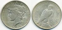 1 Dollar 1922 USA Peace Dollar gutes sehr schön+  26,00 EUR  zzgl. 3,80 EUR Versand