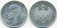 5 Mark 1913 D Bayern Otto 1886-1913 vorzüglich - winzige Kratzer  45,00 EUR  zzgl. 3,80 EUR Versand