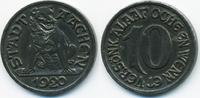 10 Pfennig 1920 Rheinprovinz Aachen - Eisen 1920 (Funck 1.3A) vorzüglic... 17,00 EUR  zzgl. 1,20 EUR Versand