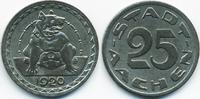 25 Pfennig 1920 Rheinprovinz Aachen - Eisen 1920 (Funck 1.7a) fast präg... 19,00 EUR  zzgl. 3,80 EUR Versand