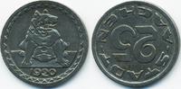 25 Pfennig 1920 Rheinprovinz Aachen - Eisen 1920 (Funck 1.9) Kehrprägun... 69,00 EUR  zzgl. 3,80 EUR Versand