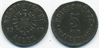 5 Pfennig 1917 Württemberg Aalen - Eisen 1917 (Funck 2.4b) sehr schön/v... 11,00 EUR  zzgl. 1,20 EUR Versand