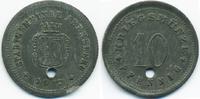 10 Pfennig 1917 Bayern Abensberg - Zink 1917 (Funck 3.4) Riffelrand seh... 10,00 EUR  zzgl. 1,20 EUR Versand