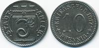 10 Pfennig 1917 Westfalen Ahlen - Eisen 1917 (Funck 6.3a) sehr schön+ -... 4,00 EUR  zzgl. 1,20 EUR Versand
