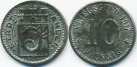 10 Pfennig 1917 Westfalen Ahlen - Eisen 1917 (Funck 6.3b) vorzüglich - ... 3,50 EUR  zzgl. 1,20 EUR Versand