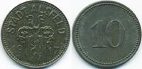 10 Pfennig 1917 Hessen Alsfeld - Zink 1917 (Funck 10.2Aa) vorzüglich  2,50 EUR  zzgl. 1,20 EUR Versand