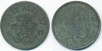 10 Pfennig 1917 Bayern Altdorf – Zink 1917 (Funck 11.2) sehr schön+  7,00 EUR  zzgl. 1,20 EUR Versand