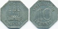 10 Pfennig 1919 Rheinprovinz Dinslaken – Zink vernickelt 1919 (Funck 99... 3,50 EUR  +  2,00 EUR shipping