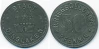 50 Pfennig 1919 Rheinprovinz Dinslaken – Zink 1919 (Funck 99.5) vorzügl... 3,50 EUR  zzgl. 1,20 EUR Versand