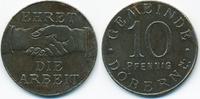 10 Pfennig ohne Jahr Brandenburg Döbern - Eisen ohne Jahr (Funck 100.2b... 19,00 EUR  +  6,50 EUR shipping